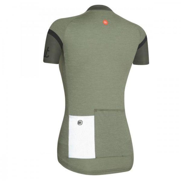 LIBERTY maillot m/corta Verde