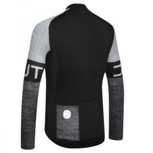 BLOCK maillot m/larga Negro