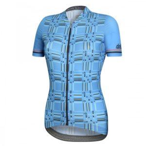 KORE maillot m/corta Azul-Negro