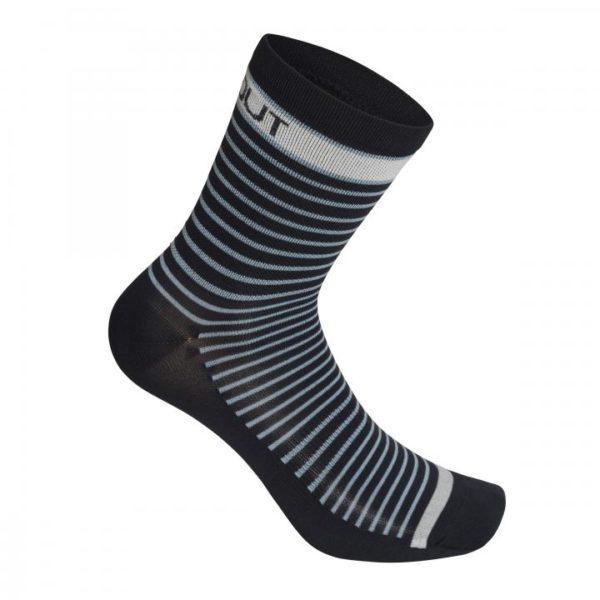 STRIPE calcetines medios Azul